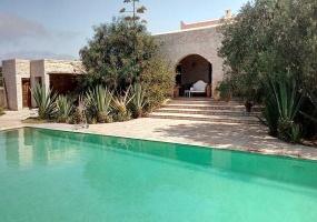 Villa avec piscine campagne d'Essaouira