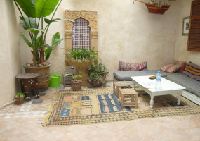 Riad en Vente 3 Salles de bain