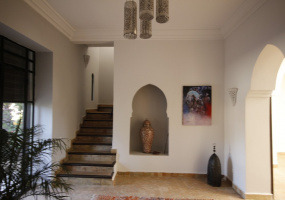 Villa avec  Cheminée