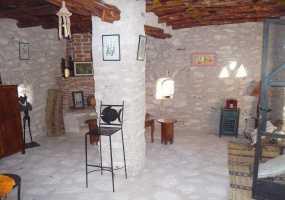Villa avec  WC Séparé